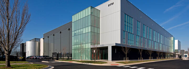 DC11 data centre – Washington DC, USA Equinix