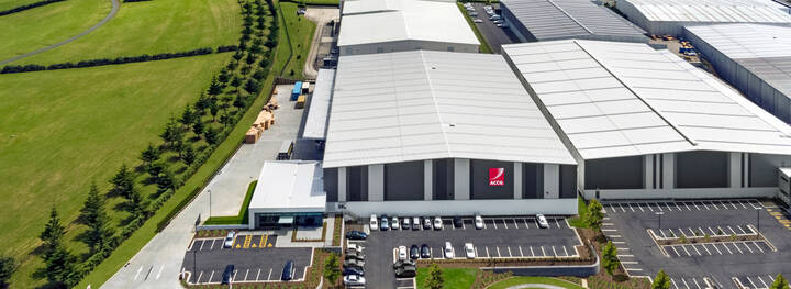Highbrook Business Park, NZ – Goodman Group