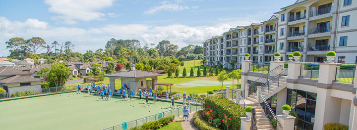 Evelyn Page Retirement Village – Auckland Ryman Healthcare